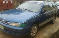 Used Nissan Sunny Wagon 1998 Blue