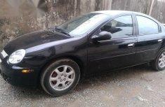 Dodge Neon 2004 Black for sale