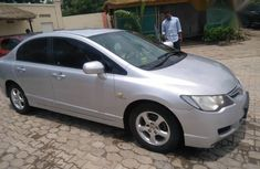 Honda Civic 2008 Silver for sale