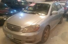 Toyota Corolla 2004 Silver For Sale