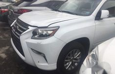 Lexus GX 460 2016 White for sale