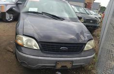 Clean Used Ford Freestyle 2002 Black for sale