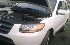 Hyundai Santa Fe 2007 White for sale