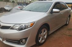 Tokunbo Toyota Camry Sport 2012 Silver