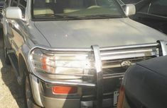 Clean Toyota 4runner 2001 Silver for sale