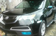 2012 Acura MDX Automatic Petrol well maintained