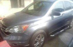 Honda CR-V 2010 Petrol Automatic Blue for sale