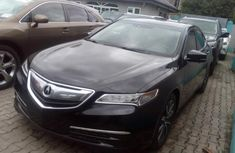 Acura TSX 2015 Petrol Automatic Black for sale