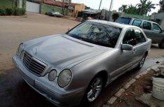 Mercedes-Benz C220 2001 Petrol Automatic Grey/Silver