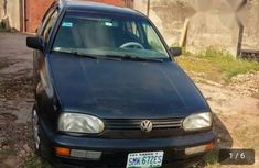 Neatly Used Volkswagen Golf 3 1998 Blue