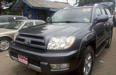 Toyota 4-Runner 2005 Automatic Petrol ₦3,600,000