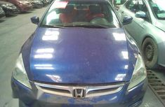 Honda Accord 2005 Blue for sale