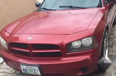 Naija Used Dodge Charger 2008 Red for sale