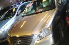 Clean Toyota Avalon 2008 Gold for sale