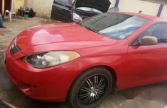 Toyota Solara 2005 Red for sale