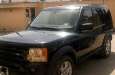 Registered Neatly Used Land Rover LR3 V8 2006 Black