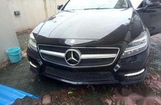 Mercedes-Benz CLS 2012 Black for sale