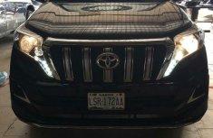 Toyota Land Cruiser Prado 2011 Black for sale