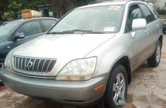 Toyota Lexus Rx300 Tokunbo Accident Free AC Working