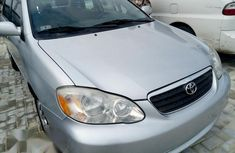 Toyota Corolla LE 2006 Silver for sale