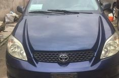 Sharp Toyota Matrix 2003 Blue for sale