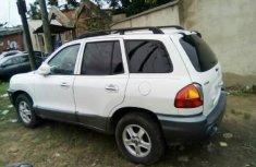 Almost brand new Hyundai Santa Fe Petrol 2003