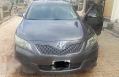 Clean Toyota Camry 2010 Gray for sale
