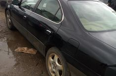 Clean Acura TL 2003 Black for sale