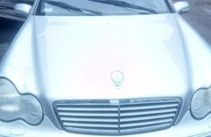 Mercedes-Benz C320 2007 Gray for sale