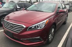 Tokunbo Hyundai Sonata 2015 Red For Sale