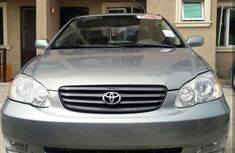 Toyota Corolla sport 2005 for sale