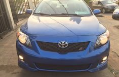 Toyota Corolla sport 2008 for sale