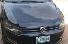 Volkswagen Polo 2009 Black for sale