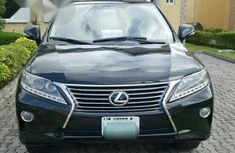 Lexus RX 350 2013 Red for sale