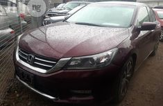 Honda Accord 2015 Red for sale