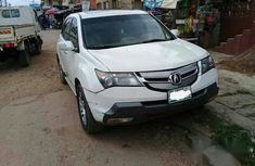 Nigerian Used Acura MDX 2007 White for sale
