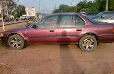 Clean Honda Accord 1998 Red For Sale