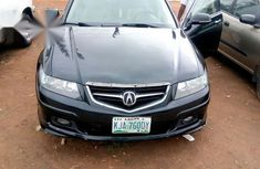 Registered Acura TSX 2006 Black for sale