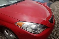 Tokunbo Toyota Solara 2006 Red for sale