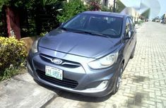 Hot Hyundai Aero City 2013 Gray For Sale