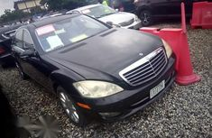 Mercedes-Benz S Class S550 2007 Black for sale