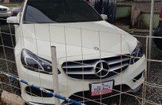 Mercedes-Benz E350 2011 White for sale