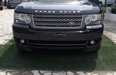 Range Rover Vogue 2010 Black for sale