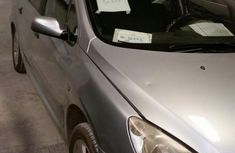 Peugeot 307 2002 Silver for sale