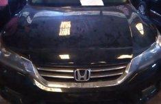 Registered Honda Accord 2013 Black for sale