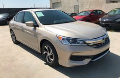 2017 Honda Accord for sale
