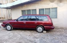 Toyota Camry 1990 Red for sale