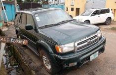 Toyota 4-Runner 1999 ₦1,100,000 for sale