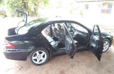 Mercedes Benz C320 2004 Black for sale