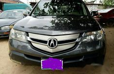 Slightly Used Acura MDX 2008 Gray for sale